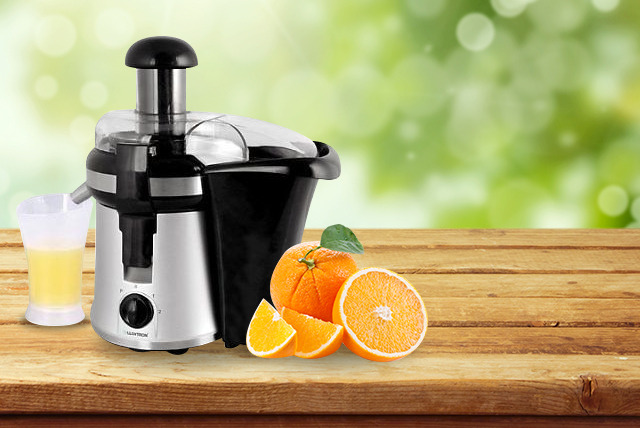 £24.99 instead of £56 for a Lloytron 2-speed juice extractor from Wowcher Direct - save 55%