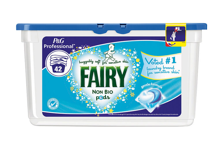 The Best Deal Guide - £12.99 for a Fairy non-bio washing capsules - 42 washes from Ckent Ltd