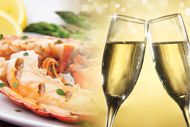 £34 instead of up to £79.80 for lobster and Champagne for 2 at Truc Vert, Mayfair - save up to 57%