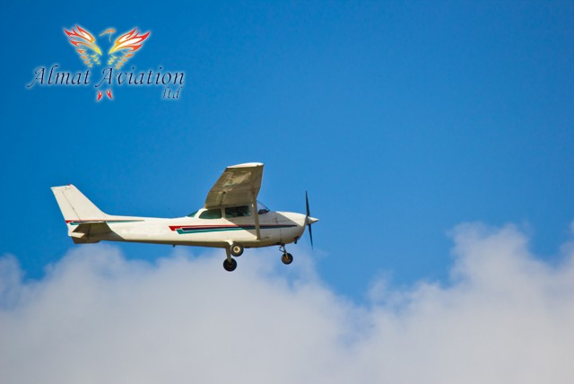 £95 for a 2 hour introductory flying experience over Coventry at Almat Aviation – get the chance to take control of the skies today!