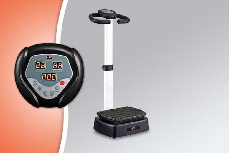 £109 for a Body Sculpture Vibration Power Trainer from Wowcher Direct - look good, feel great + DELIVERY INCLUDED