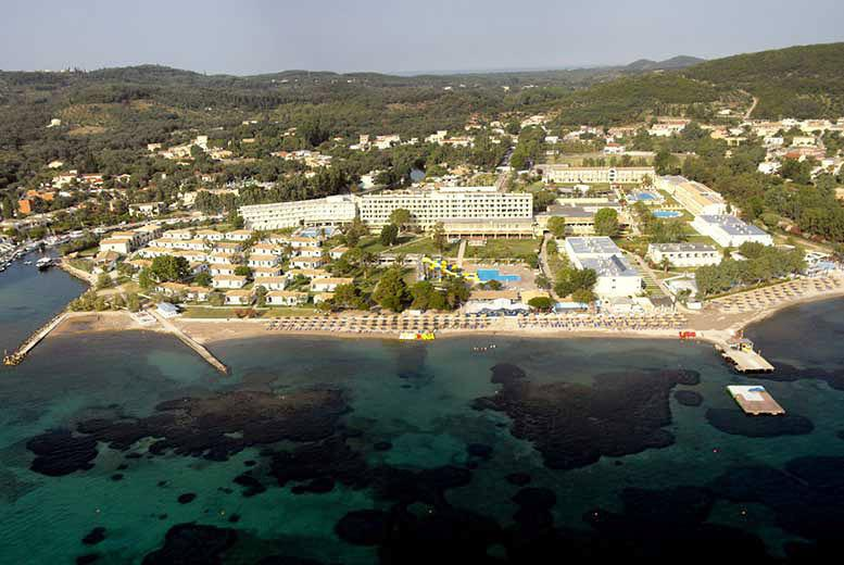 From £299pp (from iFly) for 7nts at the all-inclusive Messonghi Beach Resort, Corfu inc. flights, from £399pp for 10nts