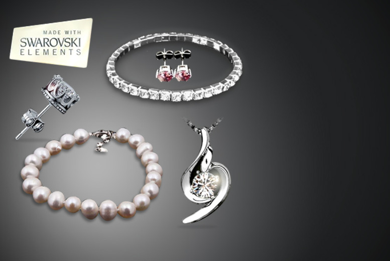 From £12 instead of £149.95 (from Simply 18k) for a choice of Swarovski Elements goodie bag and mystery gift - save up to 92%
