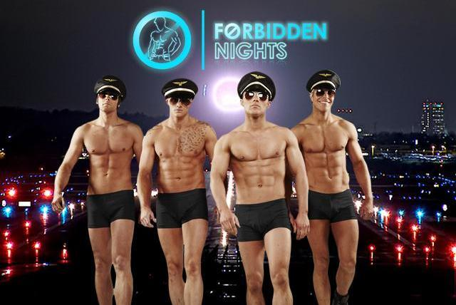 £12.50 instead of £29.50 for a ticket to the Forbidden Nights Show inc. cocktail & VIP club entry, Victoria - save 58%