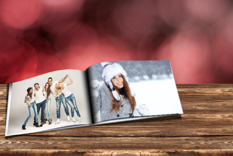 From £9.99 instead of up to £40.49 (from Smiley Hippo) for a 30, 40 or 50-page A4 hardback landscape photobook with printed cover - save up to 75%