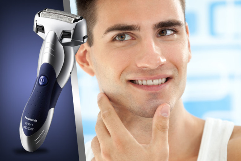 £29 instead of £89 (from AMS Global) for a Panasonic Milano men's shaver - save 67%