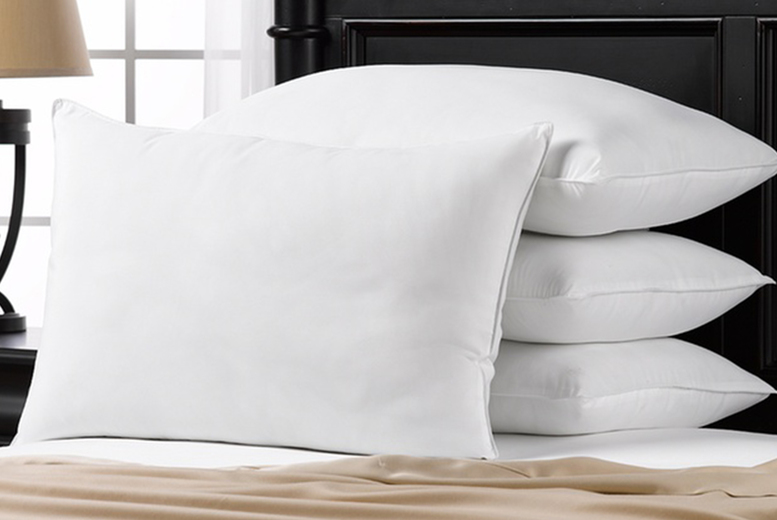 2 or 4 Deep Sleep Ultra Bounce Back Pillow (£6.99)