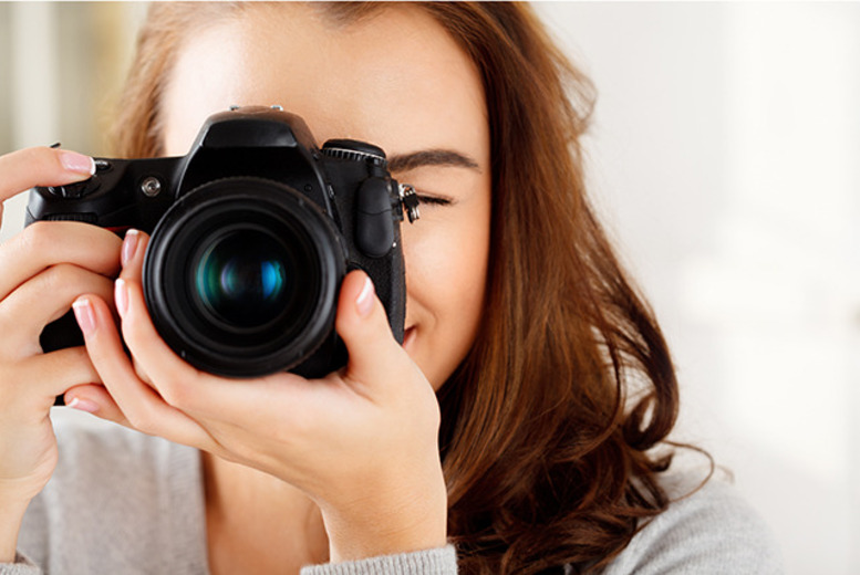£39 (from Qudos Photo Courses) for an online photography course
