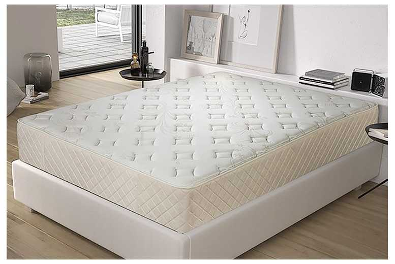 £99 (from Eccox) for a single memory foam mattress, £139 for a double, £159 for a king, or £189 for a super king!
