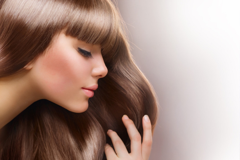 "£59 instead of up to £210 for a half head of 18"" Remy human hair extensions from Meleks Extreme Elegance - save up to 72%"
