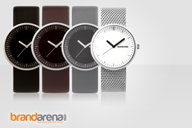 £28 instead of up to £81 (from Brand Arena) for a Lambretta Franco Watch in a choice of 4 colours -  save up to 65%