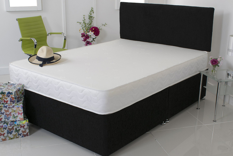 From £39 instead of £199 (from Desire Beds) for an extra thick comfort memory foam mattress – save up to 80%