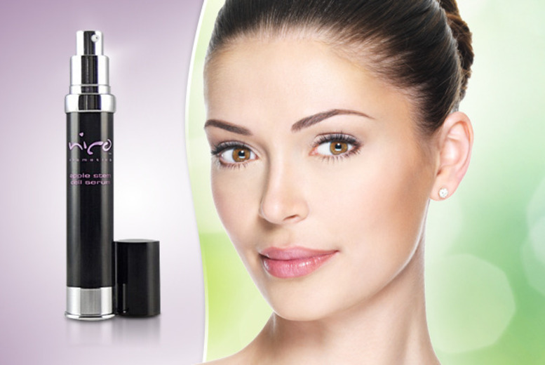 £14.95 instead of £45 (from Nico Cosmetics) for a 30ml bottle of Swiss Apple Stem Cell Serum - save 67%