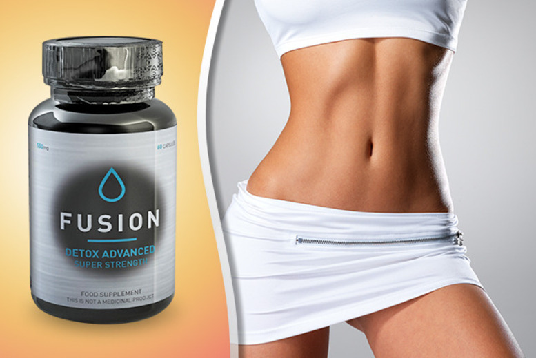 £8 instead of £28 (from GB Supplement) for 60 'Detox' Super Strength capsules, £13 for 180 capsules - save up to 71% + DELIVERY INCLUDED