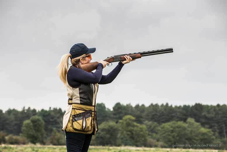 From £8 for one hour of air rifle shooting for one or from £21 for two hours of air rifle and clay shooting from Whitewater Shooting Ground