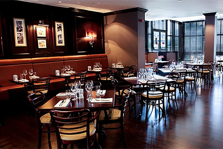 £20 for a £40 voucher to spend towards dinner at Atelier Restaurant at Hilton Bath City - save 50%