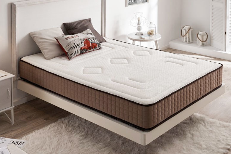 Luxury Silk Sense Memory Mattress