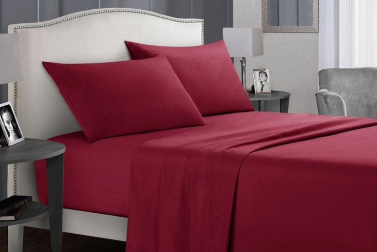 From £13.99 instead of £59.99 (from Wish Imports) for a single premium brushed bed sheet set – choose your size and colour and save up to 75%