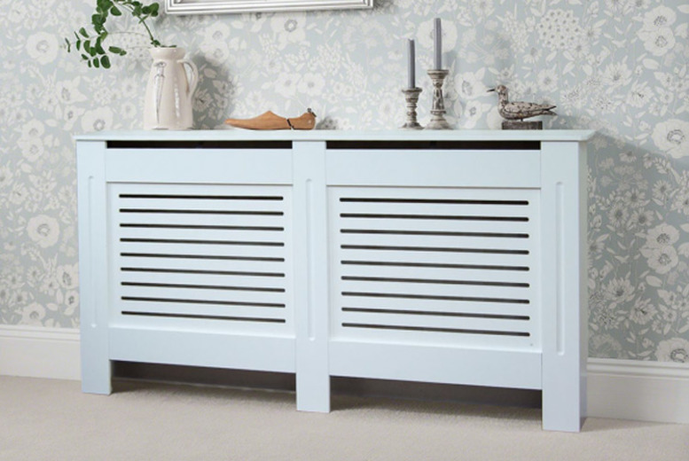 Radiator Cover – 2 Colours and 4 Sizes! (£19)