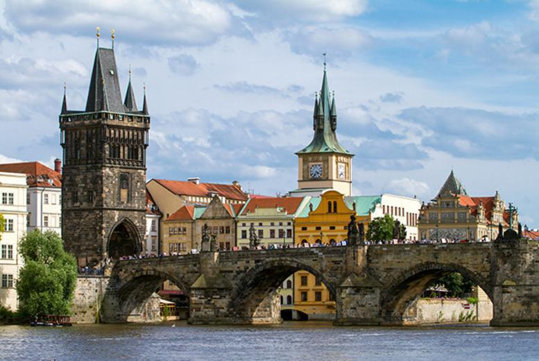 From £109pp (from iFly) for a 2nt Prague break at the 4* Hotel Denisa inc. flights, or from £129pp for 3nts - save up to 49%