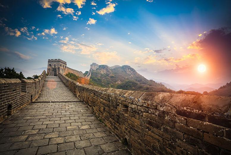 From £739pp (from Merry Travel) for a 5nt Beijing tour inc. return flights, accommodation and transfers, from £955pp for 9nt China tour - save up to 45%