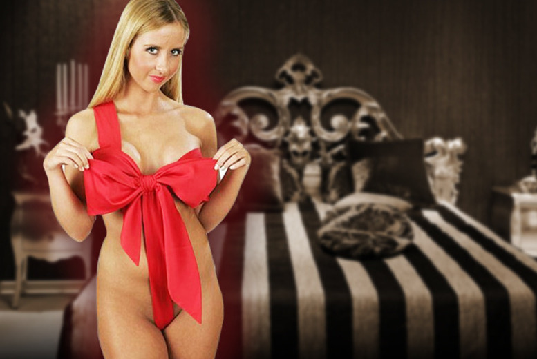 £9 for a red Naughty Knot from Wowcher Direct - untie a gift you'll never forget this Valentine's Day!