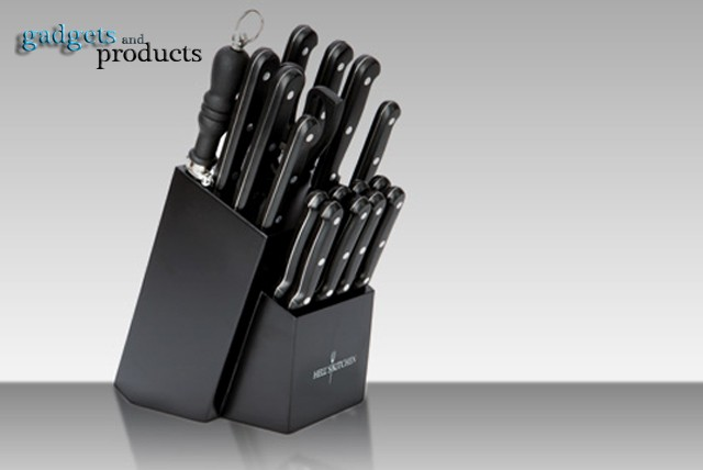 Hell S Kitchen Knife Block