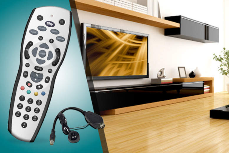 £14.99 instead of £31.99 (from Planet of Accessories) for a Sky Multiroom link and remote control, £23 inc. coaxial cable - save up to 53%