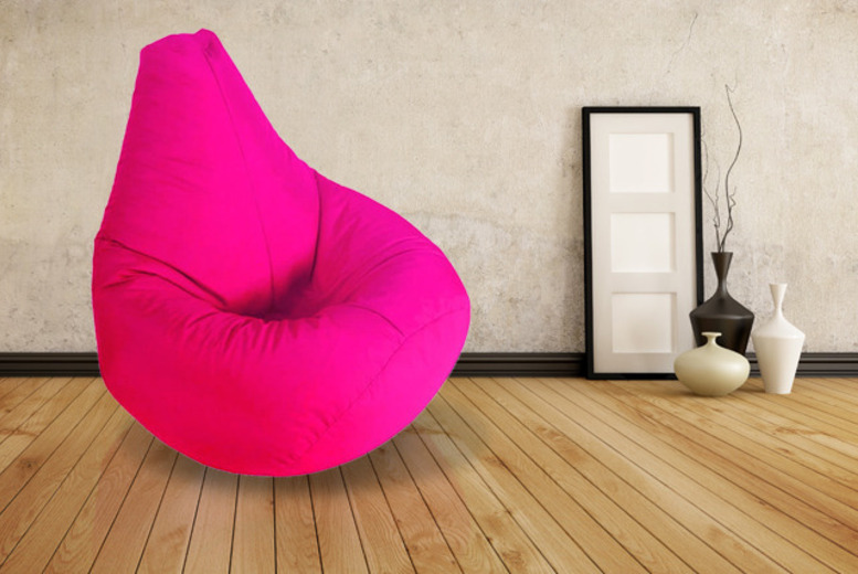 £39.99 instead of £99 (from UK Beanbags) for an XL highback beanbag in a choice of colours - save 60%