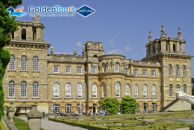 £24 instead of up to £48 for a coach tour of Blenheim Palace and the Cotswolds with Golden Tours - save up to 50%