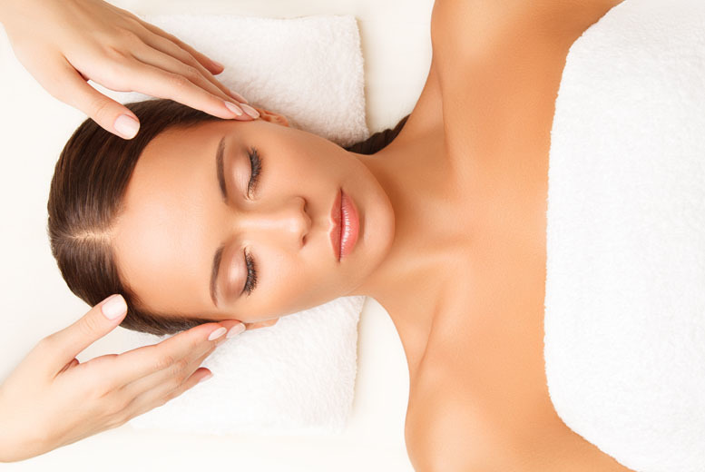 £25 instead of £55.90 for a 30-minute Dermalogica facial with a 30-minute back, neck and shoulder at Jason Shankey Aesthetica, Belfast - sit back, relax and save 55%