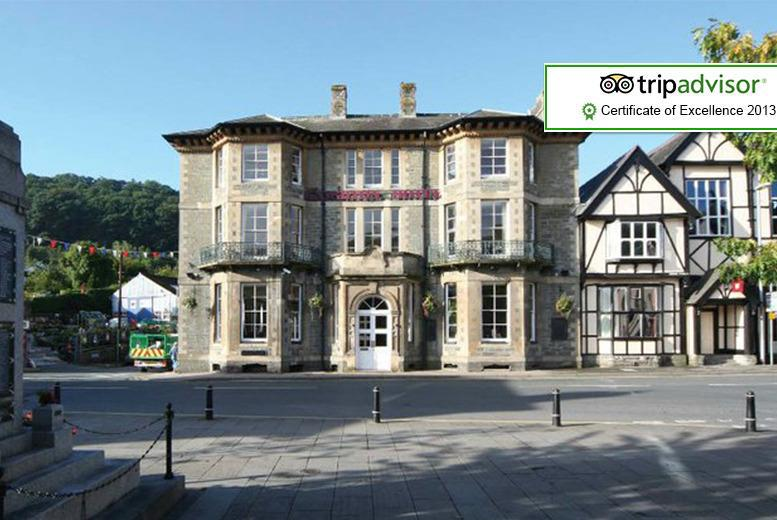 From £69 (from UK Mini Break) for a 1, 2 or 3-night stay for 2 at The Knighton Hotel inc. breakfast, or from £89 with dinner each night - save up to 41%