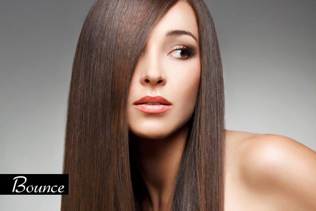 £49 instead of £150 for a GK keratin Brazilian blow dry, cut and professional finish at Bounce Hair and Beauty, East Dulwich - save 67%
