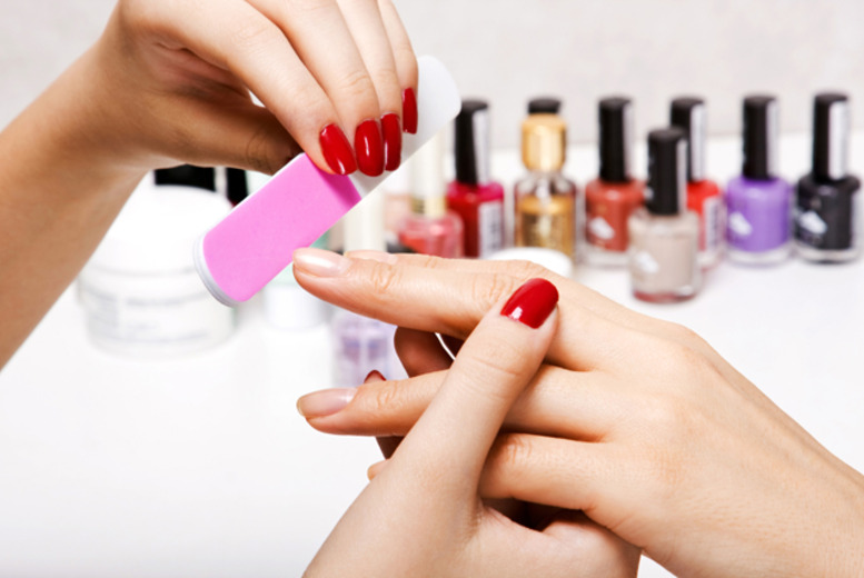 £12 instead of £25 for a gel nails manicure, or add a pedicure for £15 at Foxy Beauty, Birmingham – save up to 52%