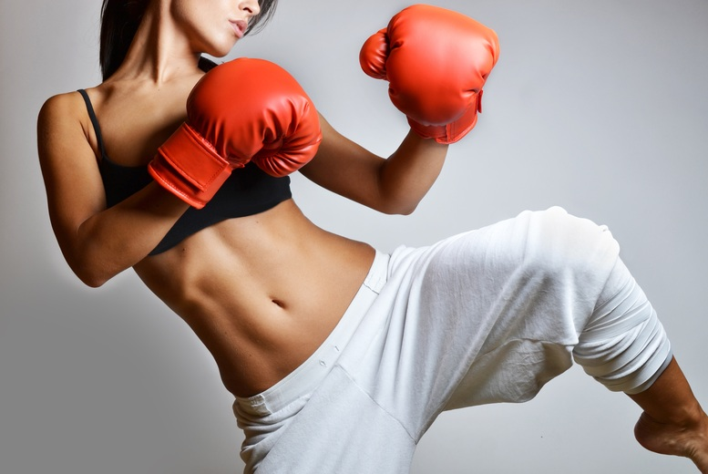 £10 instead of £45 for 4 private kickboxing and MMA lessons at Gannon's Black Belt Academy, Leicester - save 78%