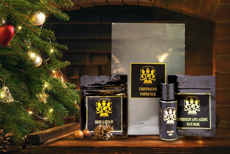 Image of 3Pc Christmas Eve Pamper Pack | Living Social