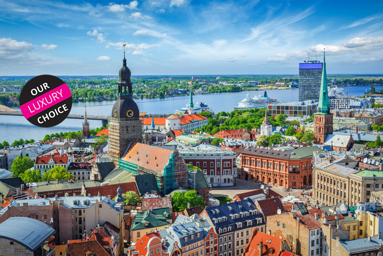 From £249pp (from Weekender Breaks) for a six-night Vilnius, Riga and Tallinn trip with bus transfers and flights, or from £339pp for nine nights – save up to 21% from Weekender Breaks