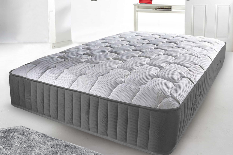 From £129 for a royal supreme 3000 memory delux pocket sprung spring mattress from Dreamtouch Mattresses LTD – save up to 79%