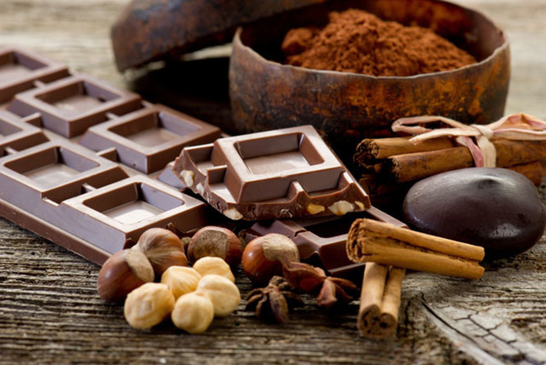 £19 instead of £49 for a 90-minute chocolate making workshop for 1, £35 for 2 or £69 for 4 at Chocolating, Leeds - save up to 61%