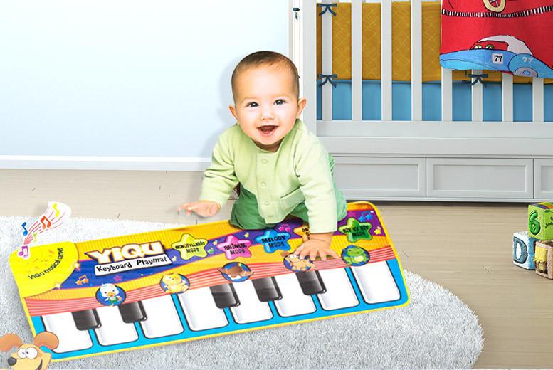 Children's Piano Mat