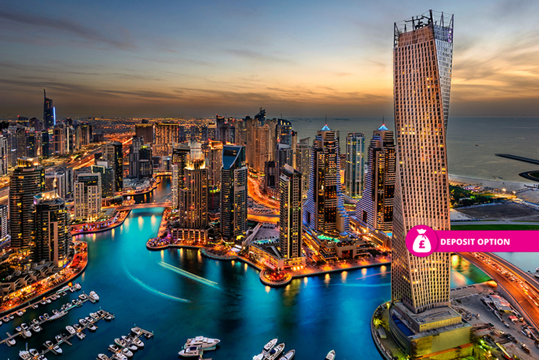 From £759pp (from Weekender Breaks) for a 4* 10-night trip to Dubai and Bali including all flights, or pay a £399pp deposit today - save up to 27% from Weekender Breaks