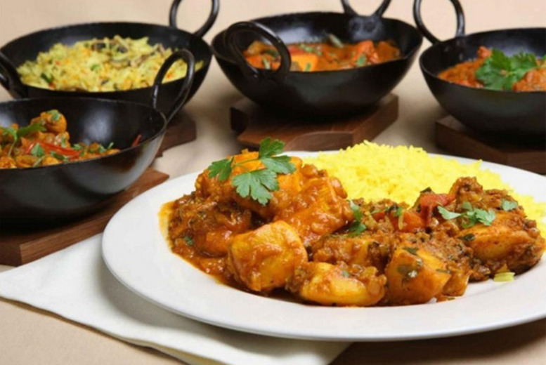 £22 instead of up to £36.20 for a 2-course Indian meal for 2 inc. side & glass of wine each at Masala, Derby - save up to 39%