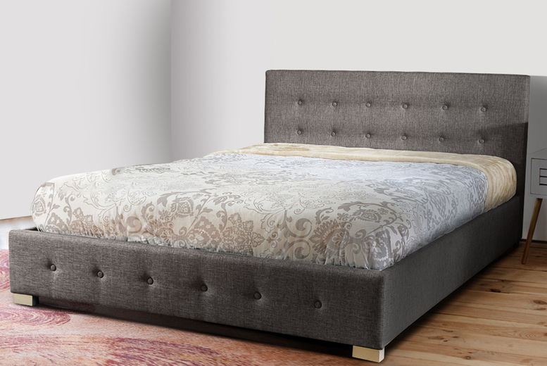 From £119 (from UK Furniture 4u) for a single fabric gas lift ottoman bed