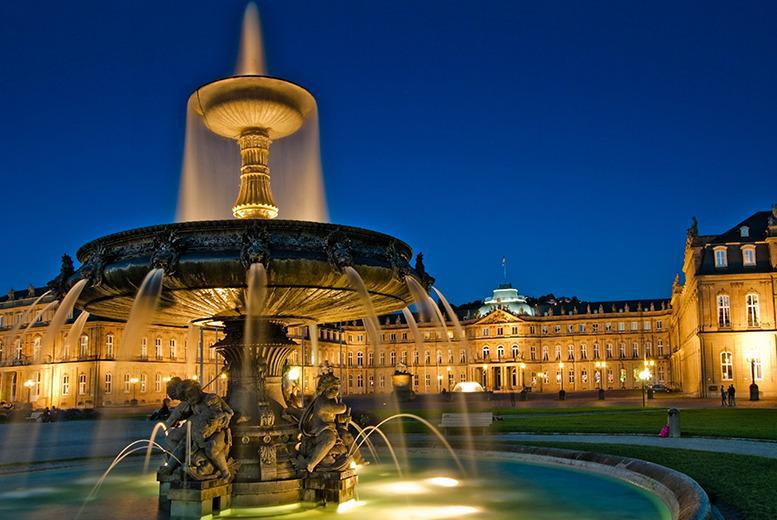 From £219pp instead of up to £322pp (from ClearSky) for 2nts at the designer V8 Hotel in Stuttgart inc. flights, or from £299 for 3nts - save up to 32%