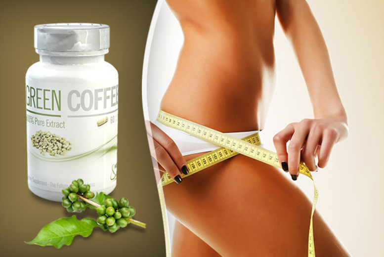 £12 instead of £34 (from GB Supplement) for a 1-month* supply of green coffee capsules, or £22.50 for 3-months* - save up to 65% + DELIVERY INCLUDED!