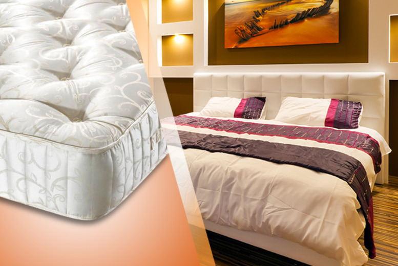 From £149.95 (from Sleepy King) for a single, small double, double, king or super king size 1000-pocket spring mattress - save up to 75% + DELIVERY INCLUDED!