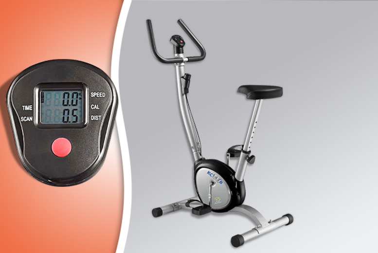 £49.99 instead of £99 for a Body Sculpture Star Shaper Exercise Bike from Wowcher Direct – save 50% + DELIVERY IS INCLUDED!