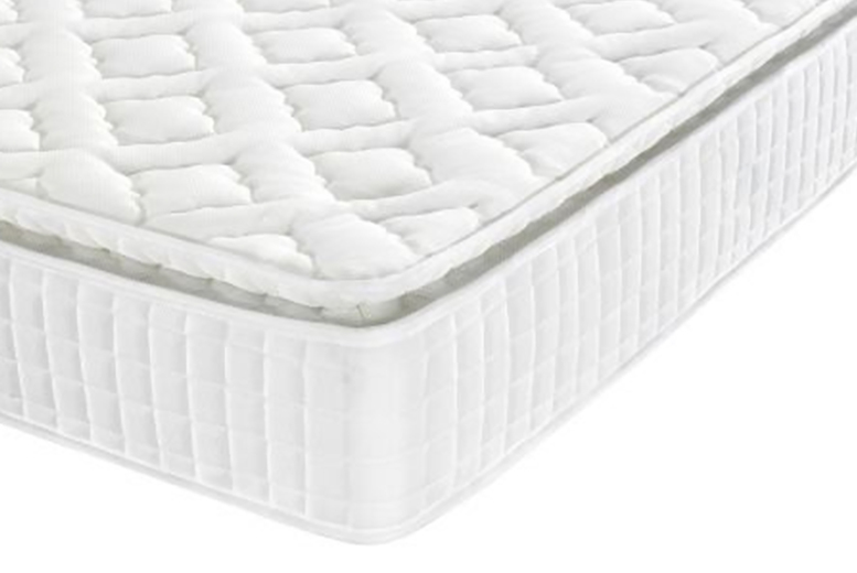 £149 (from Oseasons) for a single pillow top pocket sprung mattress or £199 for a double!