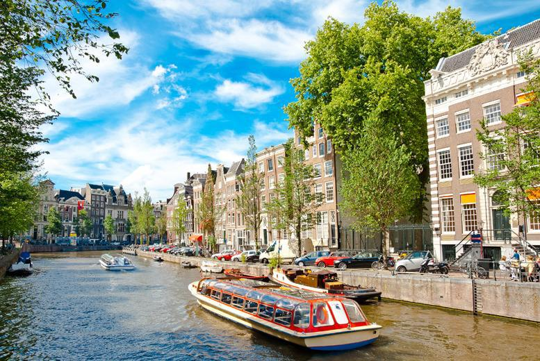 £49pp instead of up to £124.17pp (from iFly) for a 1nt stay at Hotel City Garden in Amsterdam, from £99pp including flights - save up to 61%