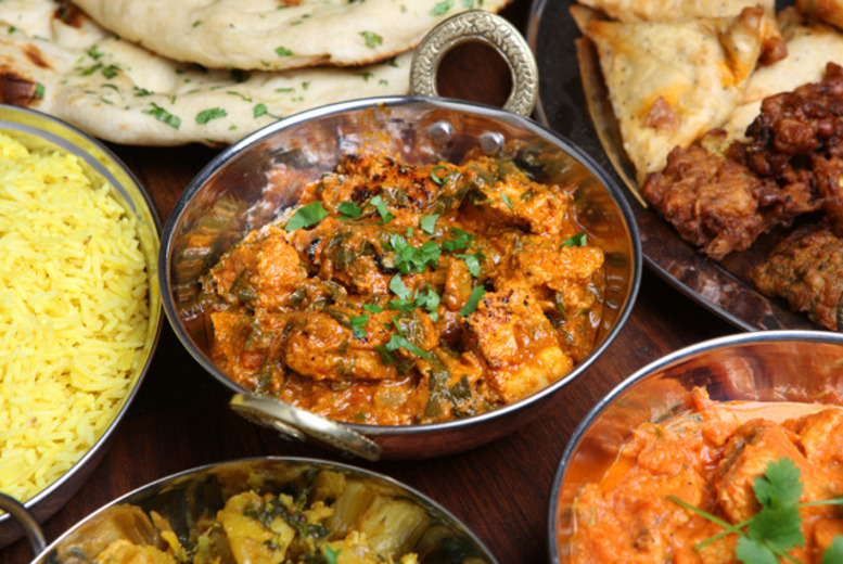 £9.99 instead of up to £31.40 for a 2-course Indian meal for 2 inc. starter, main and rice or naan each at Indian Cottage, Glasgow - save up to 68%